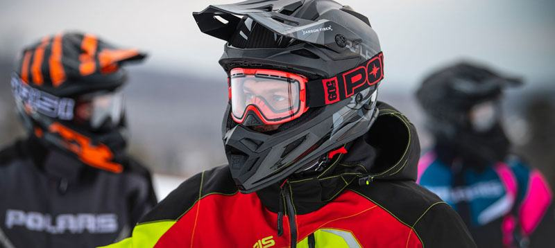 2020 Polaris 600 RUSH PRO-S SC in Lincoln, Maine - Photo 8
