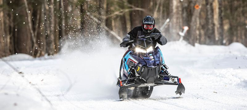 2020 Polaris 600 RUSH PRO-S SC in Bigfork, Minnesota