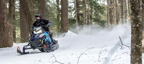 2020 Polaris 600 RUSH PRO-S SC in Pittsfield, Massachusetts