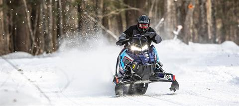 2020 Polaris 600 RUSH PRO-S SC in Barre, Massachusetts