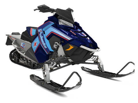2020 Polaris 600 Switchback Assault 144 SC in Milford, New Hampshire
