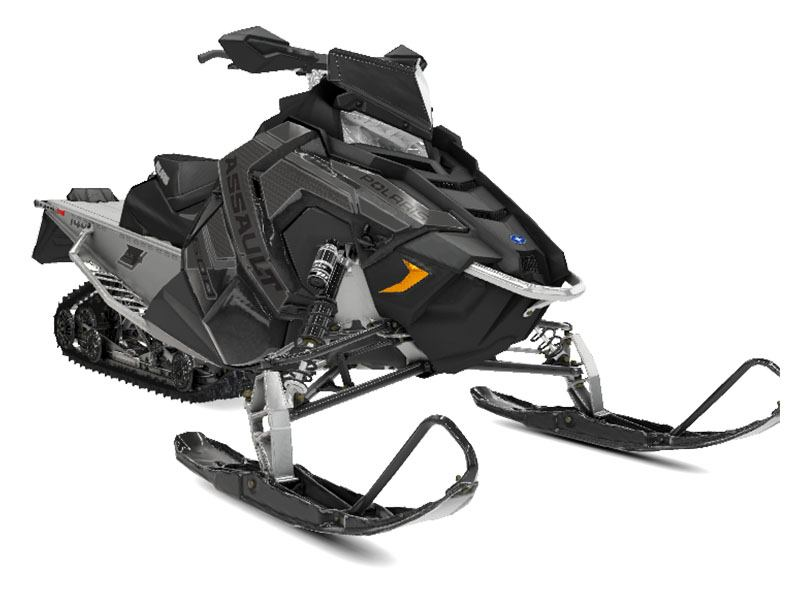 2020 Polaris 600 Switchback Assault 144 SC in Devils Lake, North Dakota - Photo 2
