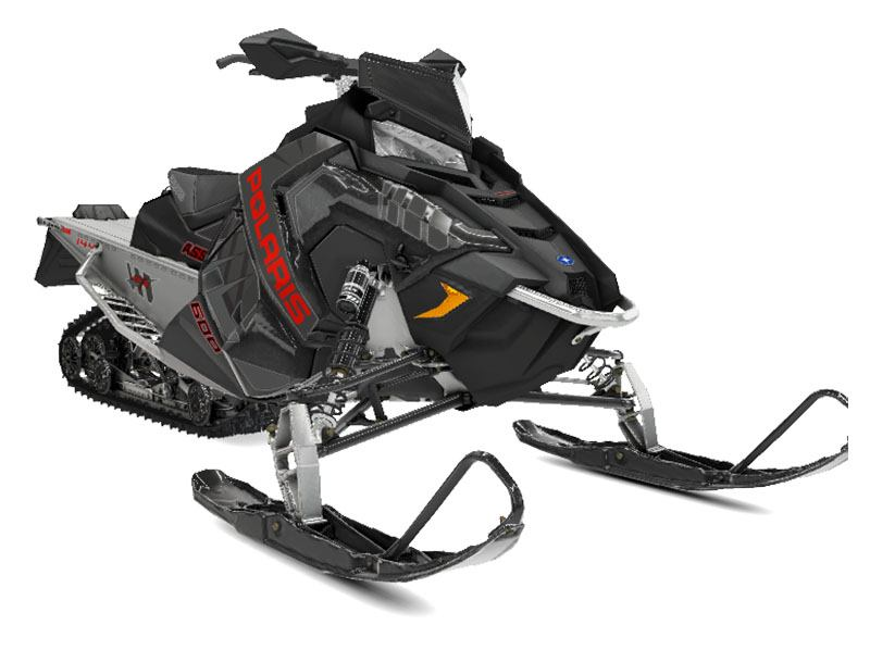 2020 Polaris 600 Switchback Assault 144 SC in Center Conway, New Hampshire - Photo 2