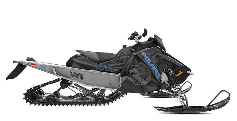 2020 Polaris 600 Switchback Assault 144 SC in Union Grove, Wisconsin - Photo 1