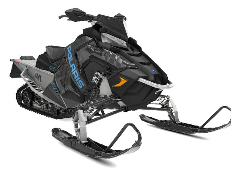 2020 Polaris 600 Switchback Assault 144 SC in Lincoln, Maine - Photo 2