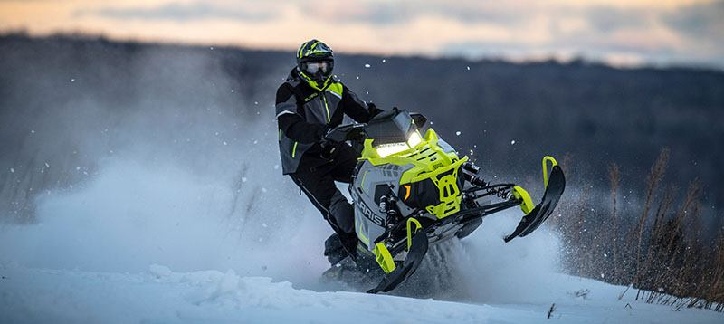 2020 Polaris 600 Switchback Assault 144 SC in Oak Creek, Wisconsin - Photo 5