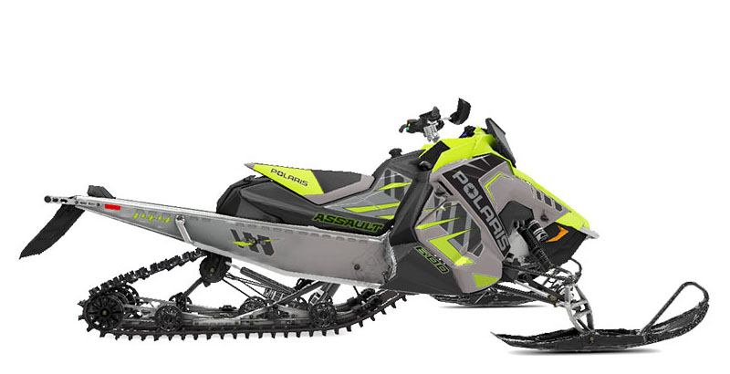 2020 Polaris 600 Switchback Assault 144 SC in Greenland, Michigan - Photo 1