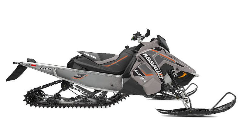 2020 Polaris 600 Switchback Assault 144 SC in Hailey, Idaho - Photo 1