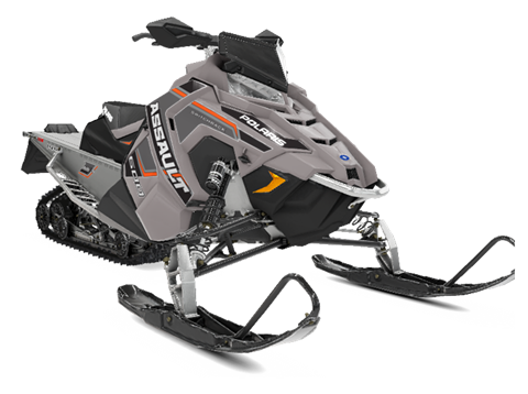 2020 Polaris 600 Switchback Assault 144 SC in Hancock, Wisconsin - Photo 2