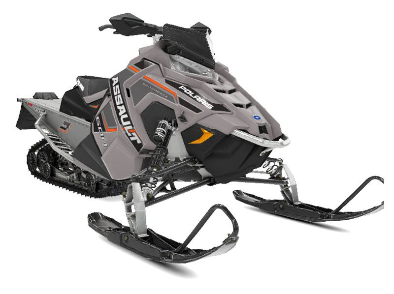 2020 Polaris 600 Switchback Assault 144 SC in Auburn, California - Photo 2