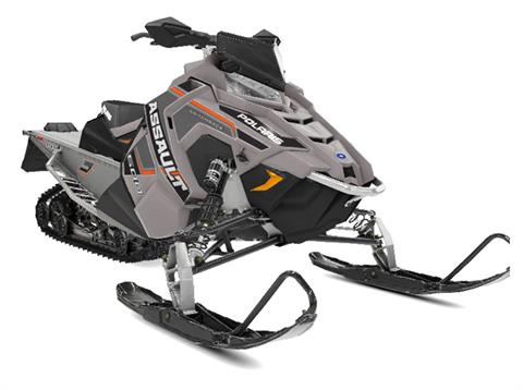 2020 Polaris 600 Switchback Assault 144 SC in Three Lakes, Wisconsin - Photo 2