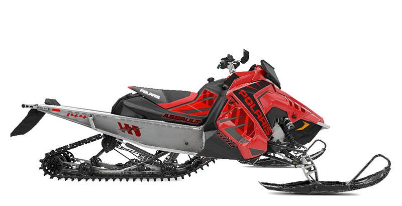 2020 Polaris 600 Switchback Assault 144 SC in Lewiston, Maine - Photo 1