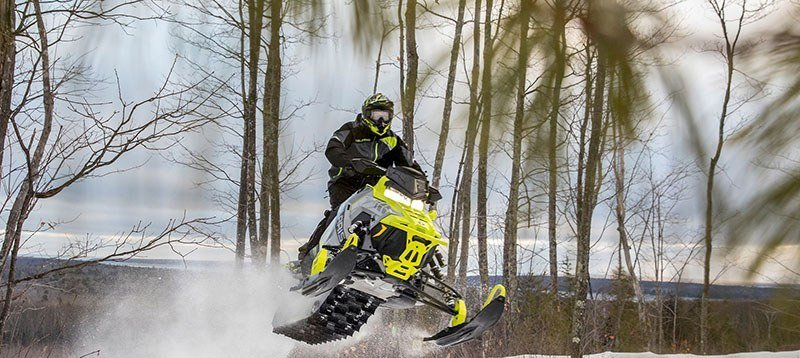 2020 Polaris 600 Switchback Assault 144 SC in Barre, Massachusetts