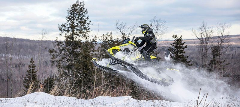 2020 Polaris 600 Switchback Assault 144 SC in Hancock, Wisconsin