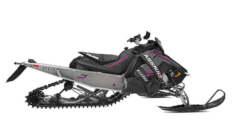2020 Polaris 600 Switchback Assault 144 SC in Antigo, Wisconsin - Photo 1