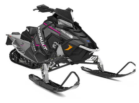 2020 Polaris 600 Switchback Assault 144 SC in Eastland, Texas - Photo 2