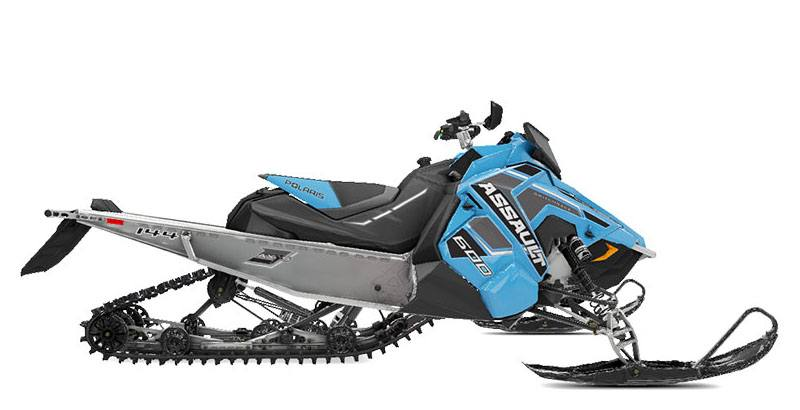 2020 Polaris 600 Switchback Assault 144 SC in Dimondale, Michigan - Photo 1
