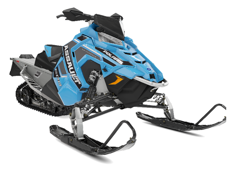 2020 Polaris 600 Switchback Assault 144 SC in Appleton, Wisconsin - Photo 2
