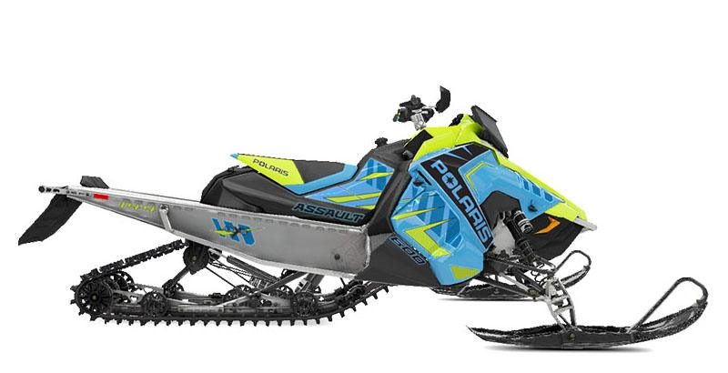 2020 Polaris 600 Switchback Assault 144 SC in Auburn, California - Photo 1