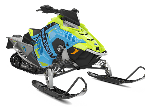 2020 Polaris 600 Switchback Assault 144 SC in Antigo, Wisconsin - Photo 2