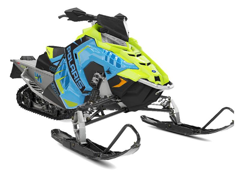 2020 Polaris 600 Switchback Assault 144 SC in Delano, Minnesota
