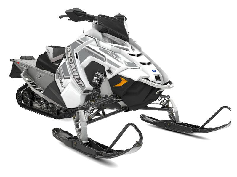 2020 Polaris 600 Switchback Assault 144 SC in Mio, Michigan - Photo 2