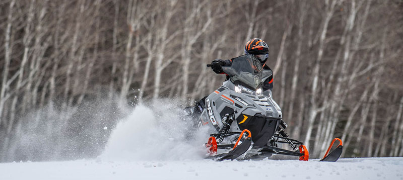 2020 Polaris 600 Switchback Pro-S SC in Pittsfield, Massachusetts