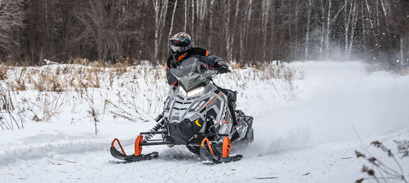 2020 Polaris 600 Switchback Pro-S SC in Mount Pleasant, Michigan