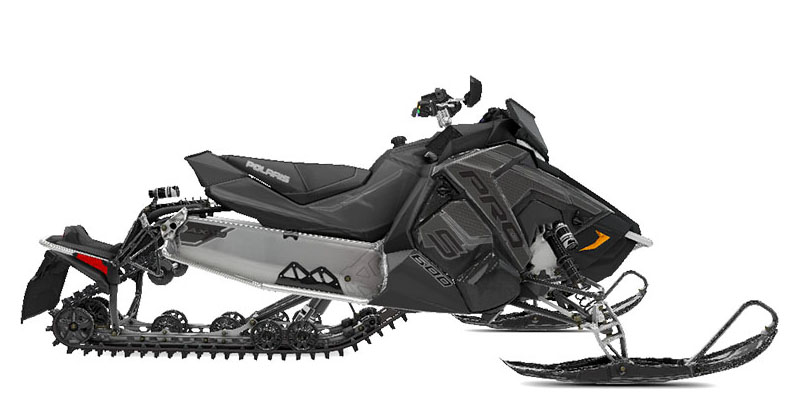 2020 Polaris 600 Switchback Pro-S SC in Cottonwood, Idaho - Photo 1