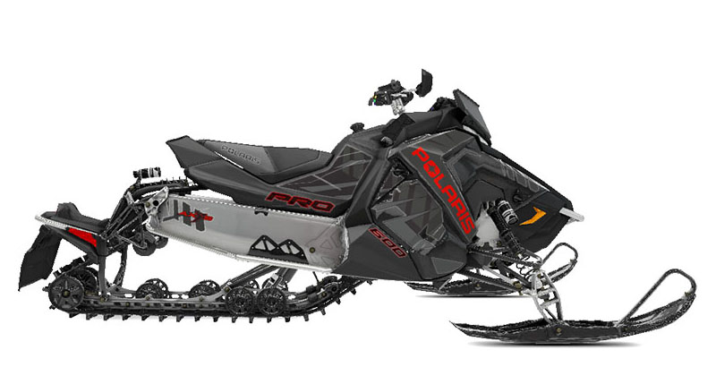 2020 Polaris 600 Switchback Pro-S SC in Mars, Pennsylvania - Photo 1