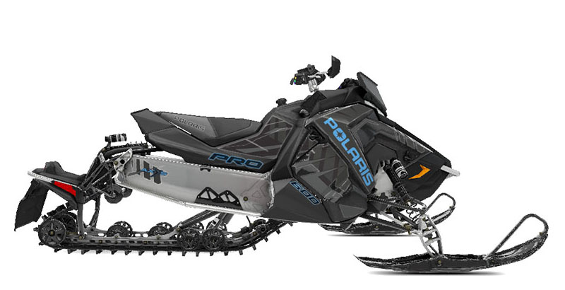 2020 Polaris 600 Switchback Pro-S SC in Hillman, Michigan - Photo 1