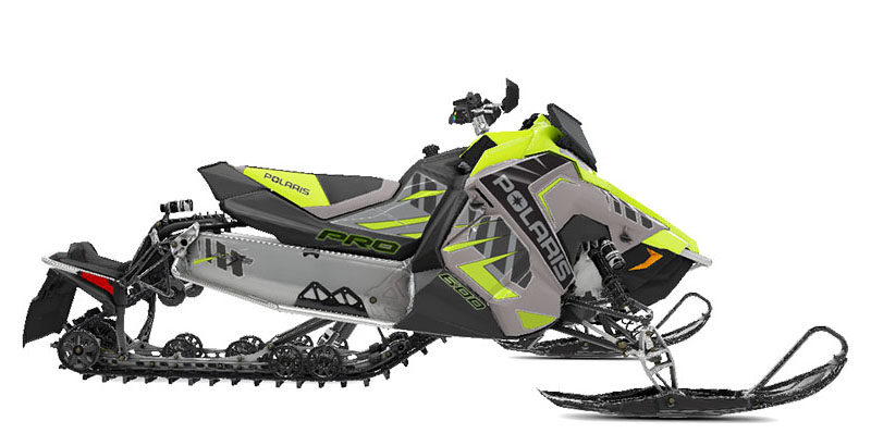 2020 Polaris 600 Switchback Pro-S SC in Monroe, Washington - Photo 1