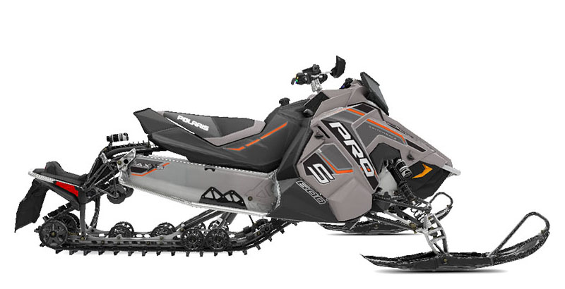 2020 Polaris 600 Switchback PRO-S SC in Cedar City, Utah - Photo 1