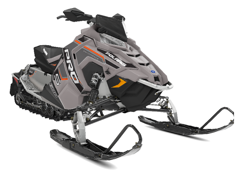 2020 Polaris 600 Switchback Pro-S SC in Cochranville, Pennsylvania - Photo 2