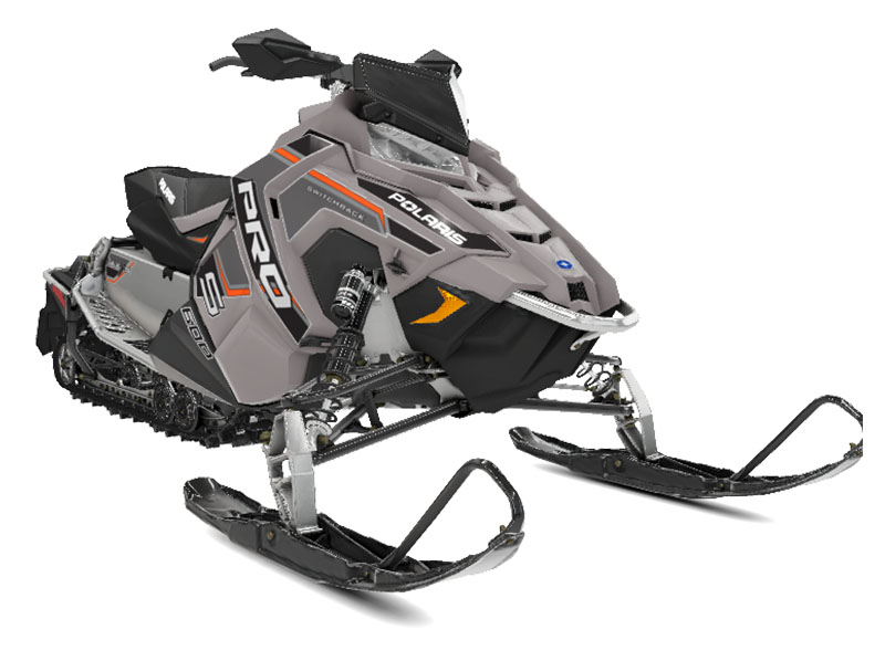 2020 Polaris 600 Switchback Pro-S SC in Tualatin, Oregon - Photo 2
