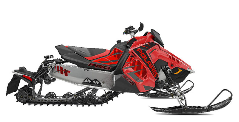 2020 Polaris 600 Switchback PRO-S SC in Oak Creek, Wisconsin - Photo 1