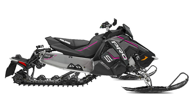 2020 Polaris 600 Switchback Pro-S SC in Pinehurst, Idaho - Photo 1
