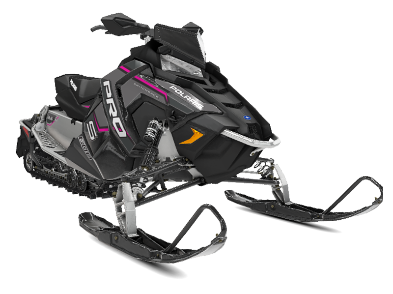 2020 Polaris 600 Switchback Pro-S SC in Hamburg, New York