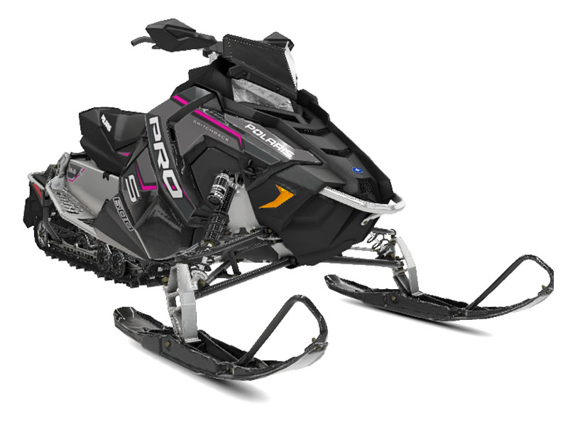 2020 Polaris 600 Switchback Pro-S SC in Newport, Maine - Photo 2