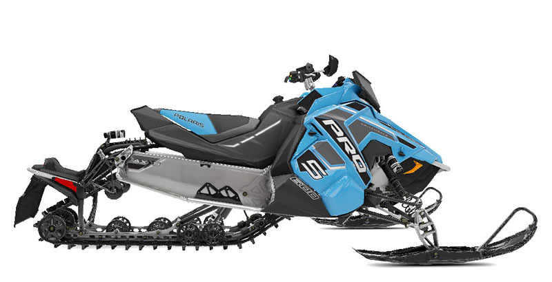 2020 Polaris 600 Switchback Pro-S SC in Annville, Pennsylvania - Photo 1