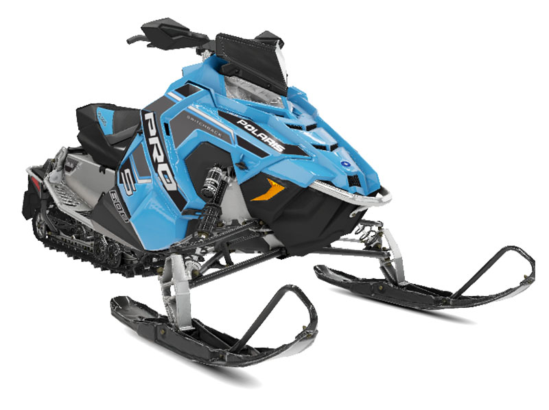 2020 Polaris 600 Switchback Pro-S SC in Fairbanks, Alaska - Photo 2