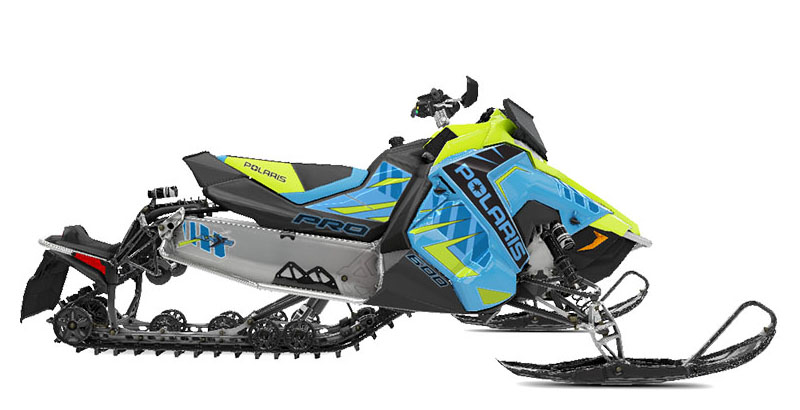 2020 Polaris 600 Switchback Pro-S SC in Belvidere, Illinois - Photo 1