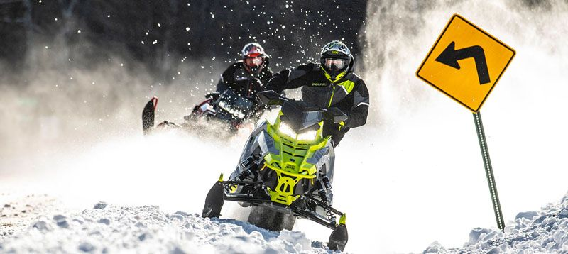2020 Polaris 600 Switchback XCR SC in Pittsfield, Massachusetts