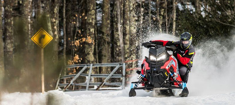 2020 Polaris 800 INDY XCR SC in Lincoln, Maine - Photo 3