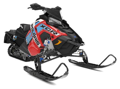 2020 Polaris 800 INDY XCR SC in Lincoln, Maine - Photo 2