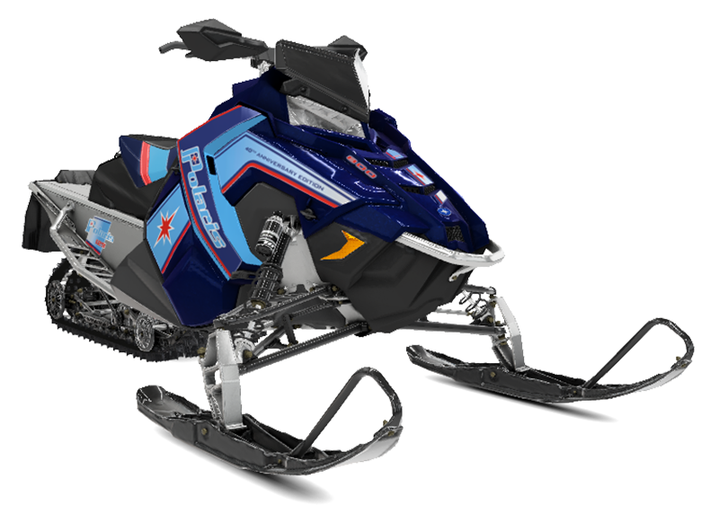 2020 Polaris 800 INDY XC 129 SC in Saint Johnsbury, Vermont - Photo 2