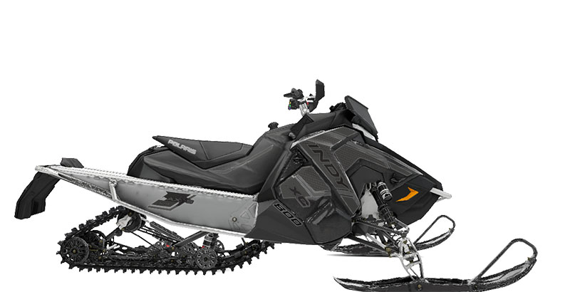 2020 Polaris 800 Indy XC 129 SC in Fairbanks, Alaska - Photo 1