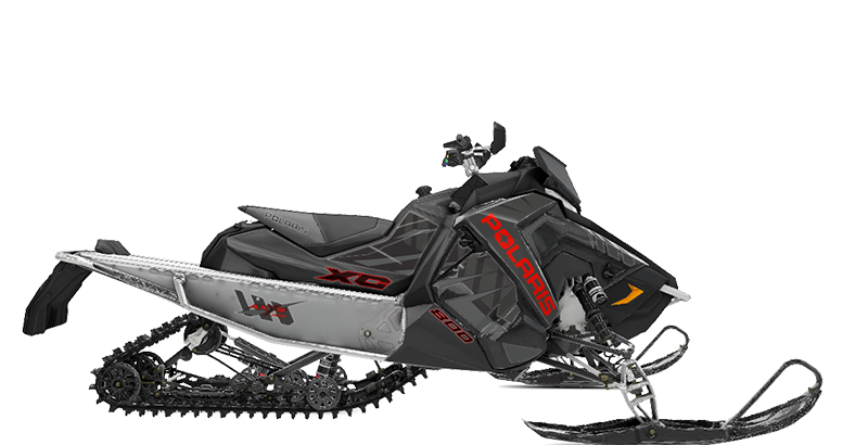 2020 Polaris 800 INDY XC 129 SC in Nome, Alaska