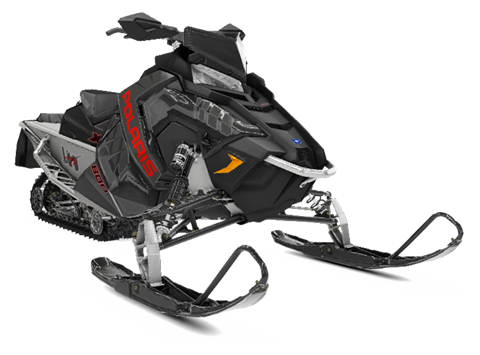 2020 Polaris 800 INDY XC 129 SC in Milford, New Hampshire