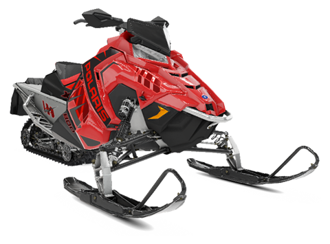 2020 Polaris 800 INDY XC 129 SC in Barre, Massachusetts - Photo 2